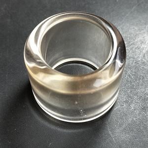 天然水晶扳指