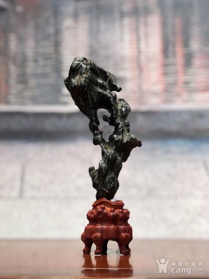 灵璧石。图2