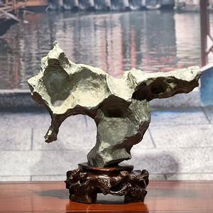 精品白太湖石。