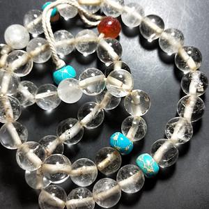 天然水晶链子