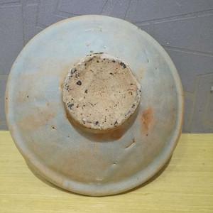 北宋折沿碗,釉水很厚