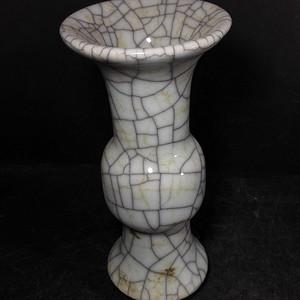 单色釉花菇