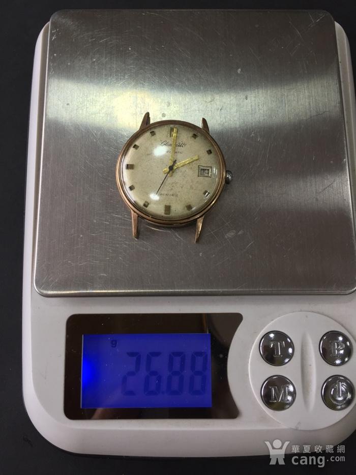 8005欧洲回流瑞士机械腕表图8
