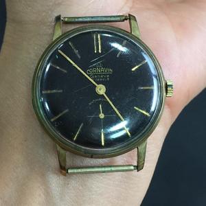8017欧洲回流瑞士机械腕表