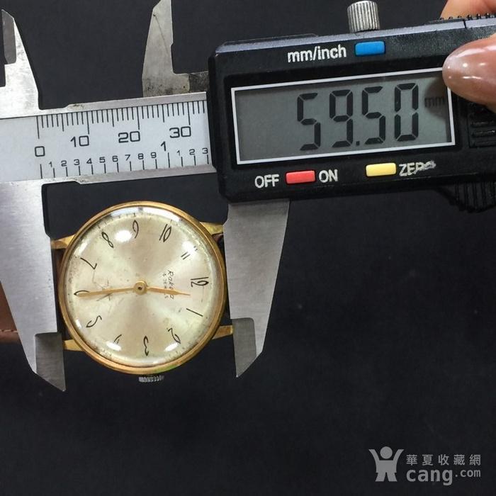 8018欧洲回流瑞士机械腕表图9
