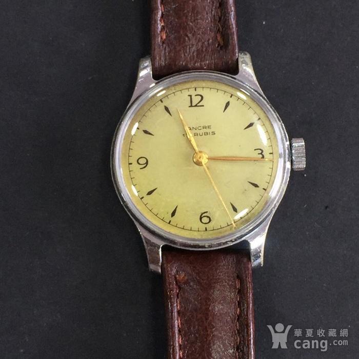 8019欧洲回流瑞士机械腕表图2