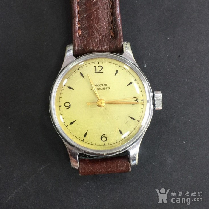8019欧洲回流瑞士机械腕表图1