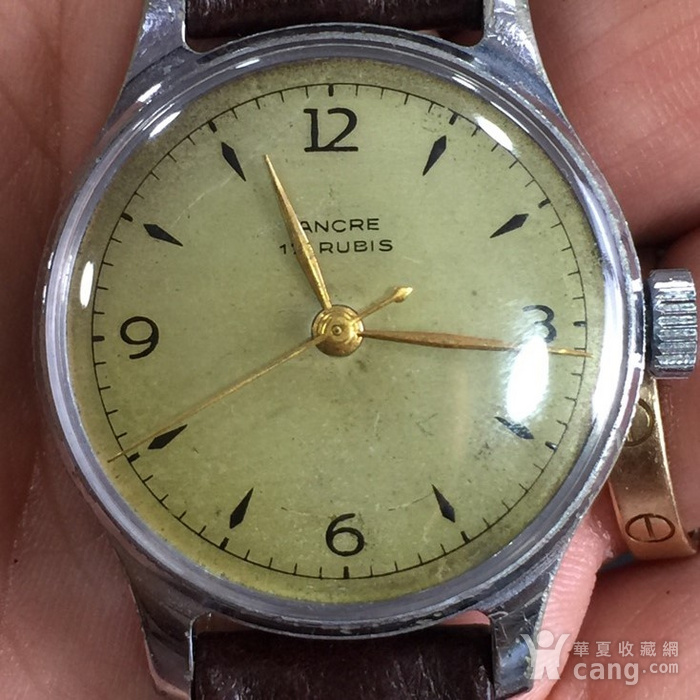 8019欧洲回流瑞士机械腕表图4