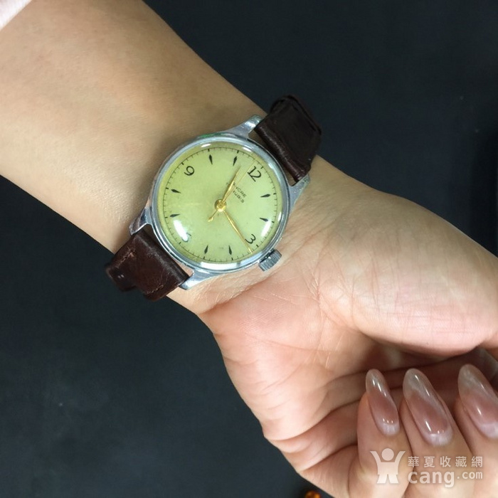 8019欧洲回流瑞士机械腕表图5