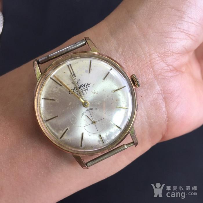8020欧洲回流瑞士机械腕表图4