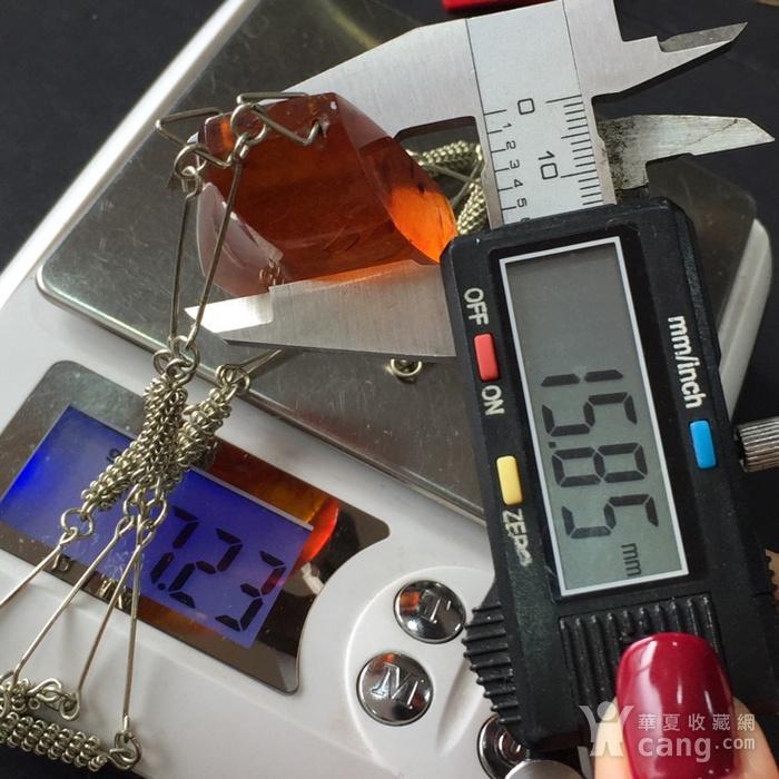 8028欧洲回流琥珀毛衣链坠子图12