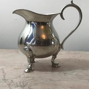 7002 英国谢菲尔德镀银奶罐