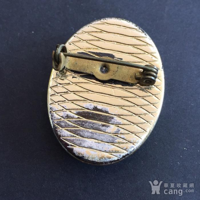 8035欧洲回流人物雕件胸针图5