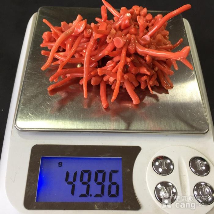 8051欧洲回流随形珊瑚枝毛衣链图10