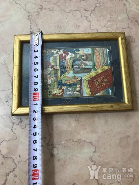7023 印度十九世纪宫廷绘画图11