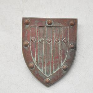 东京大学医学部创立百年纪念铜章
