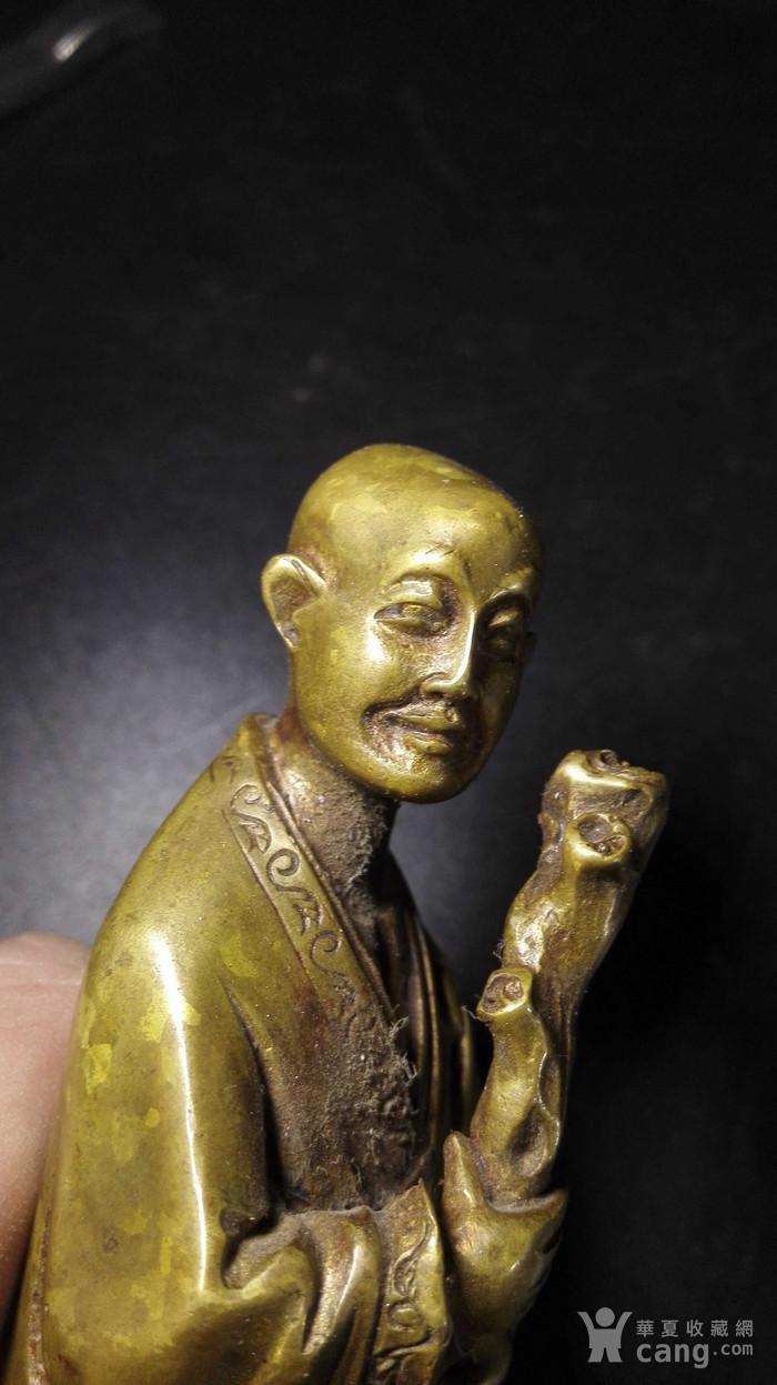 精品风磨铜造像图2