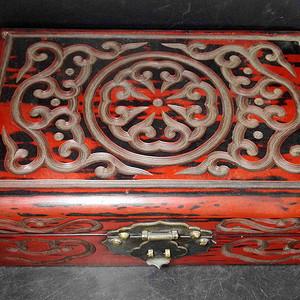 极品漆器盒子