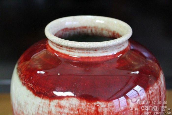 清霁红窑变罐子霁红窑变罐子图3