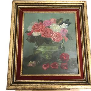 静物画.玫瑰花511