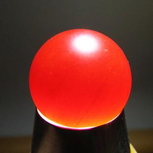 极品 真正极品 民国时期 正宗保山柿子红 色泽纯正 莹润至极