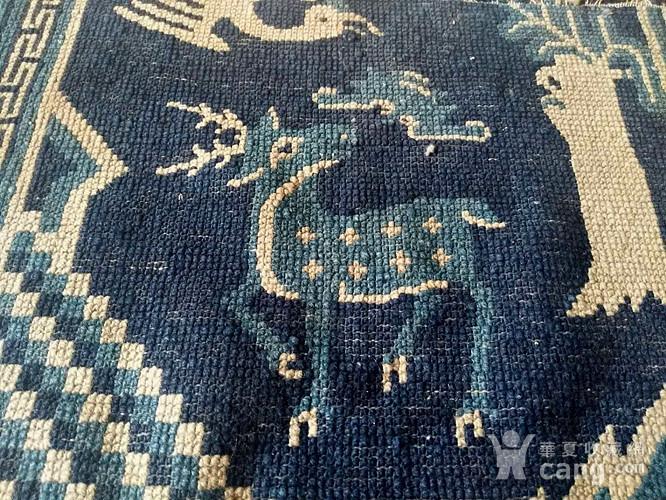 清代织毯图4
