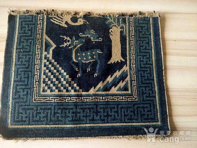 清代织毯图5