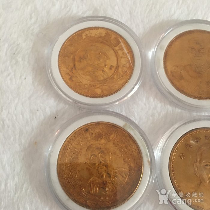 金币4枚图2