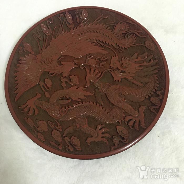 漆器茶盘图1