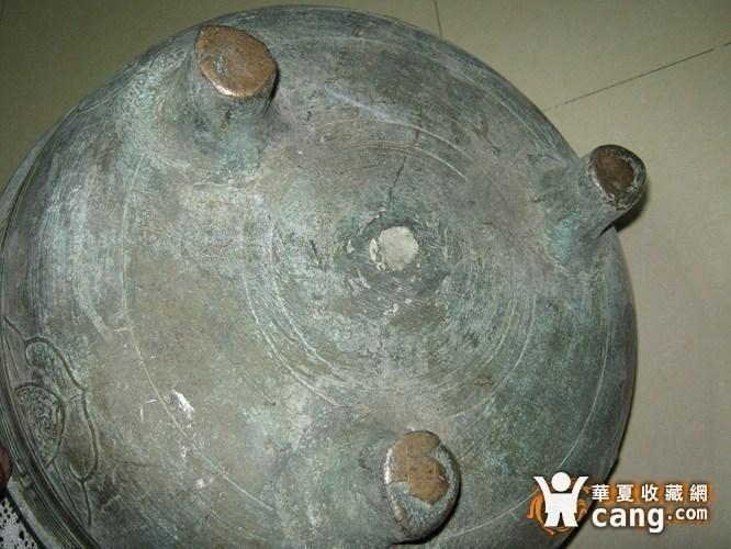 清代超大铜炉图8