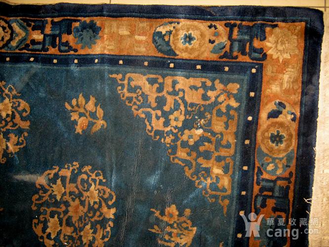 清代老地毯图3