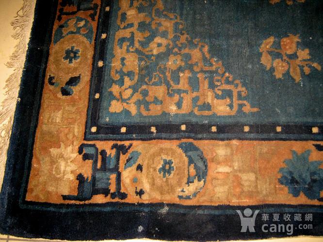 清代老地毯图5