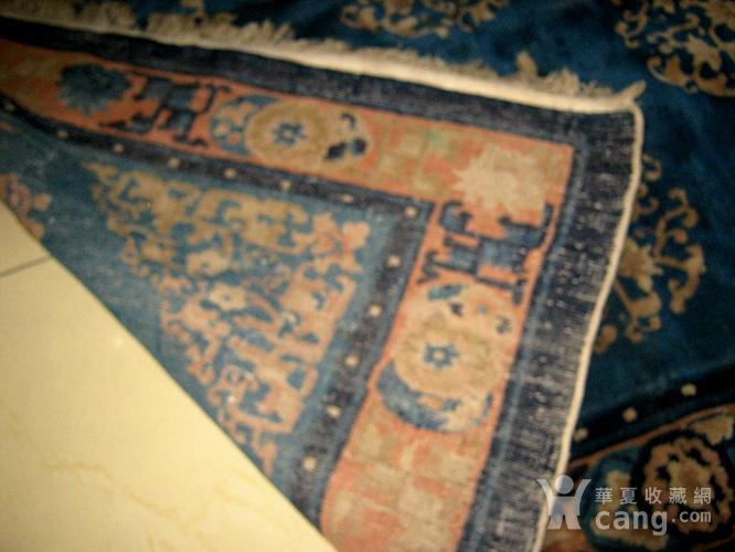 清代老地毯图8