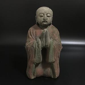 清代 软木佛像