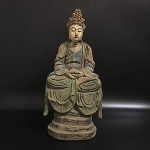 小寺院佛像