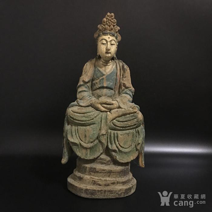 小寺院佛像图1