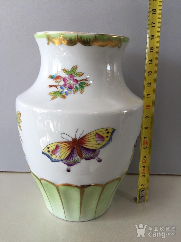 7048 欧洲名瓷海蓝德尊瓶图11