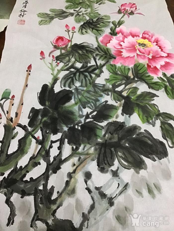 海派老画家梅村图6