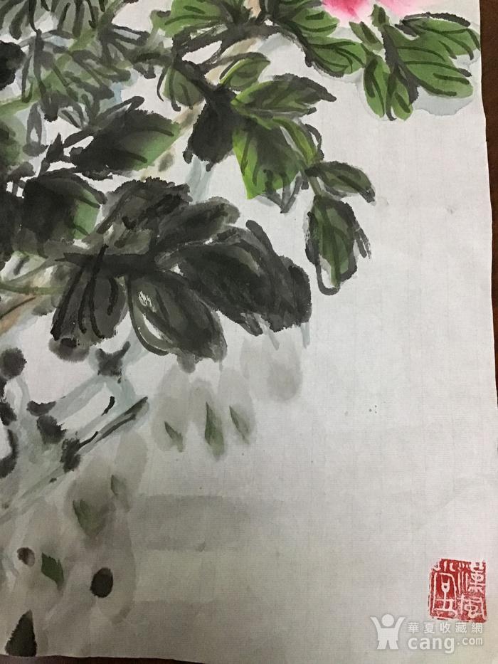 海派老画家梅村图7