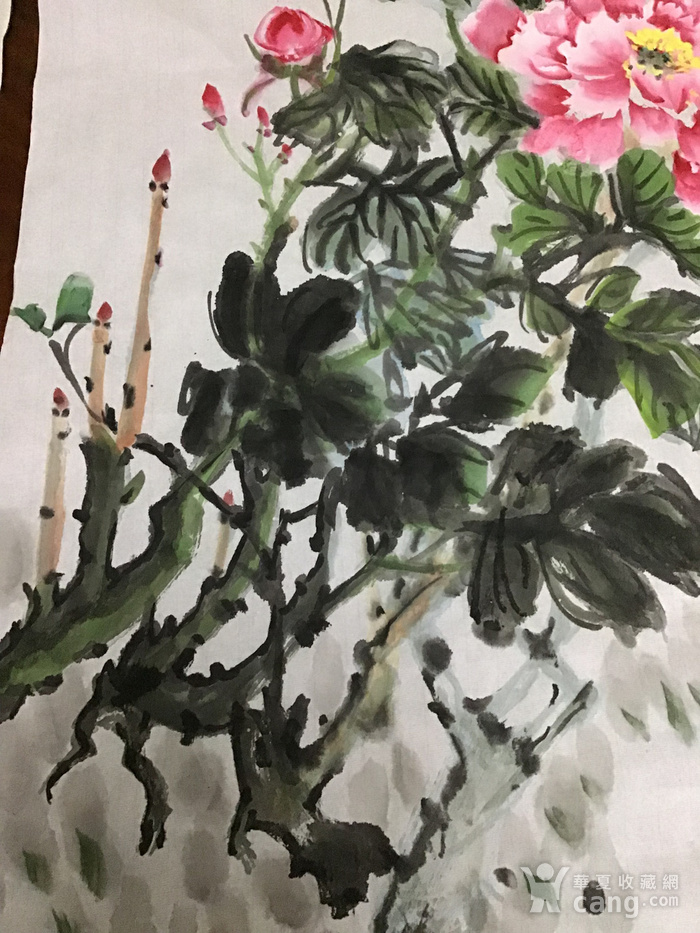 海派老画家梅村图8