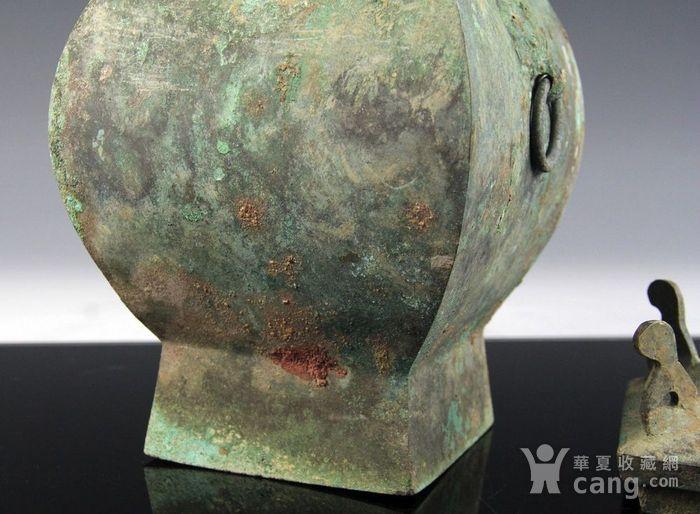 战国青铜钫图8