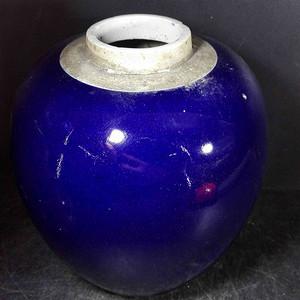 联盟 祭蓝小罐子