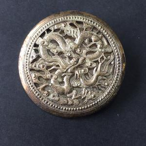 8034欧洲回流900银双龙牌