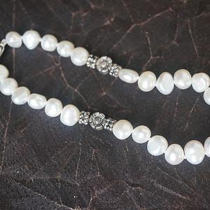 欧洲天然珍珠手链