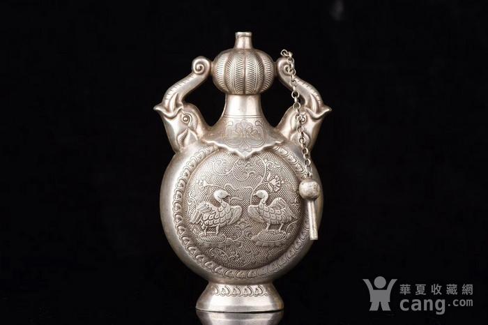 纯银酒壶图2