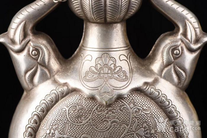 纯银酒壶图5