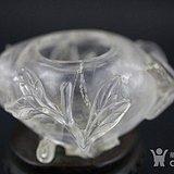 文房重器 水晶桃