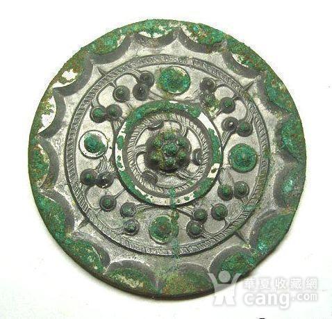 西汉连弧纹星云青铜镜图1