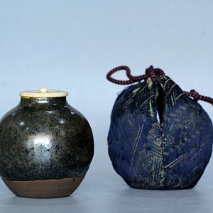 5.19世纪日式茶叶罐