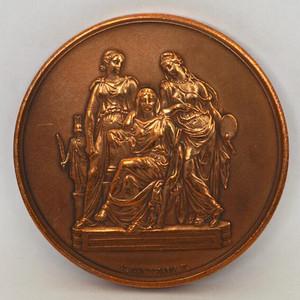 压轴  1911年日内瓦美术学院大奖章